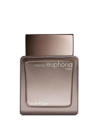 Calvin Klein Euphoria intense Edt 100Ml Erkek Parfüm Renksiz